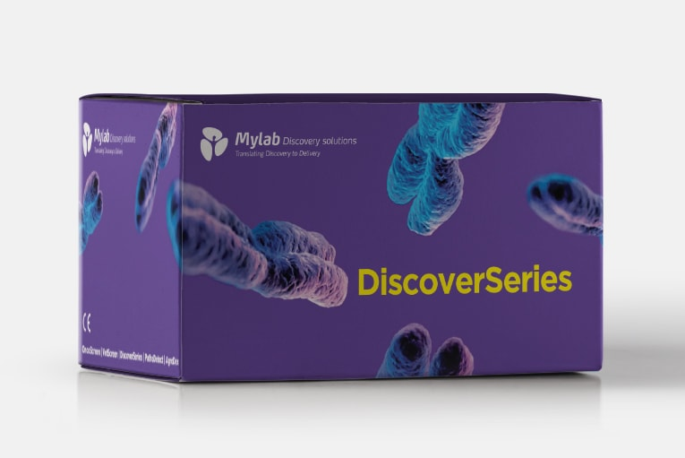 Mylab - Discover